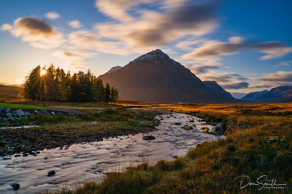Glen Etive Mor, Scottish Highlands