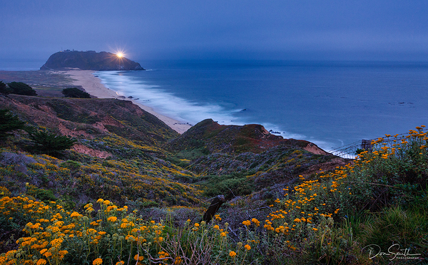 Pt Sur Lightstation, Big Sur Coast, California