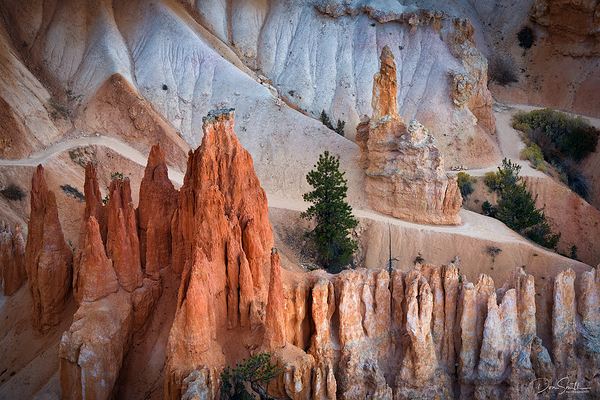 Peekaboo Loop Trail, Bryce Canyon National Park