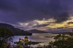 Eileen Donan Castle, Isle of Skye, Scotland