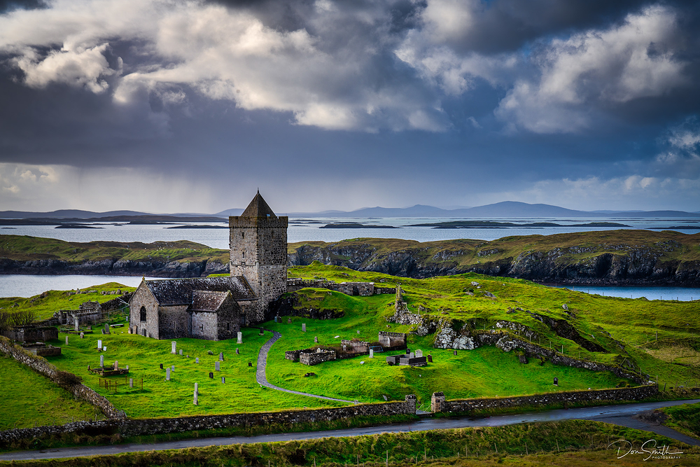 St. Clement's Church, Isle of Harris, Scotland