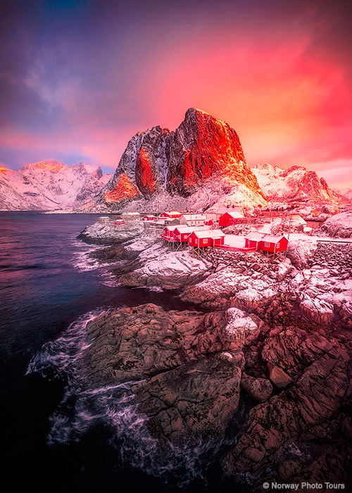 New Norway Photo Workshop - Lofoten - March 2021