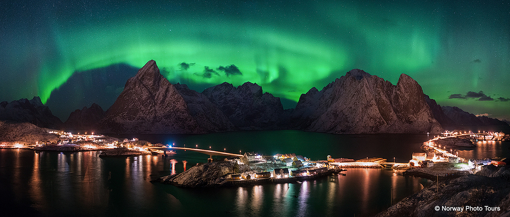 Norway's Lofoten Islands and Northern Lights