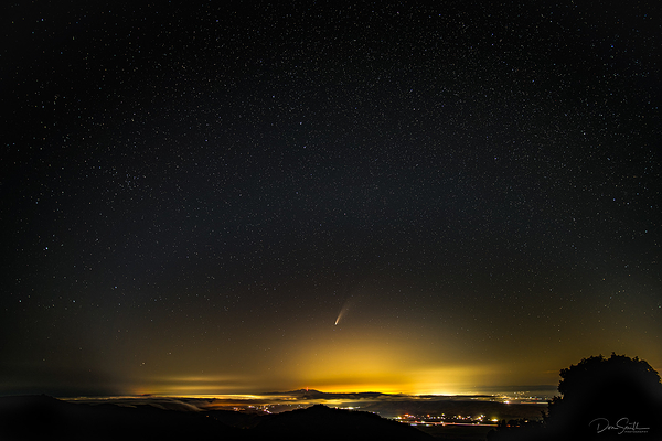 Neowise Comet and the Heavens