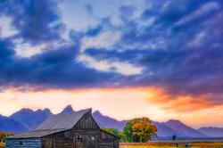 Grand Teton NP in Fall Photo Workshop