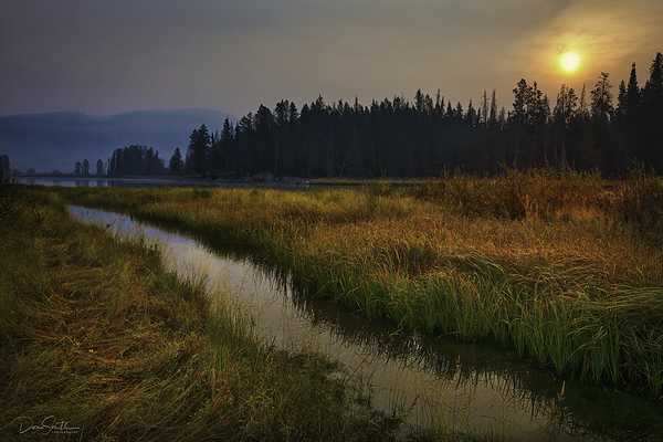 Snake River Tributary, Grand Teton NP