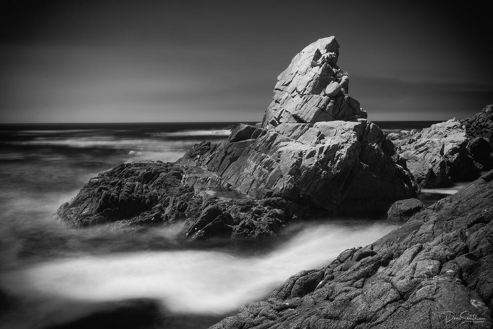 Matterhorn Rock, Big Sur Coast, California