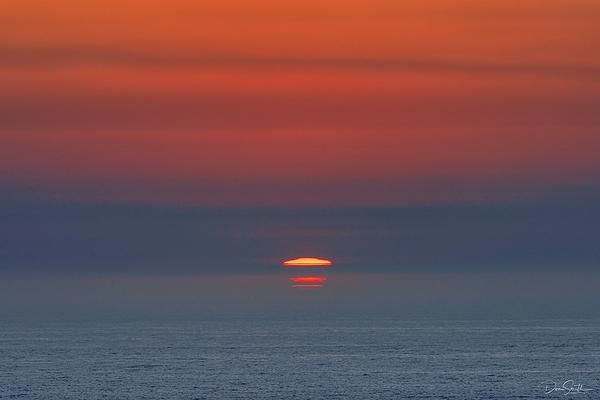 Big Sur Sunset, California