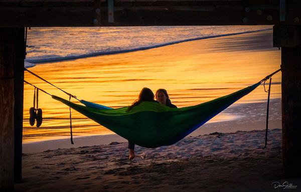 Under the Boardwalk... Avila Beach, California