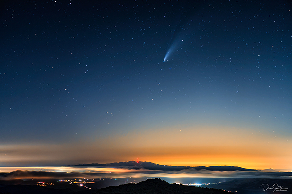 IMAGE #5 Comet Neowise Over Bay Area