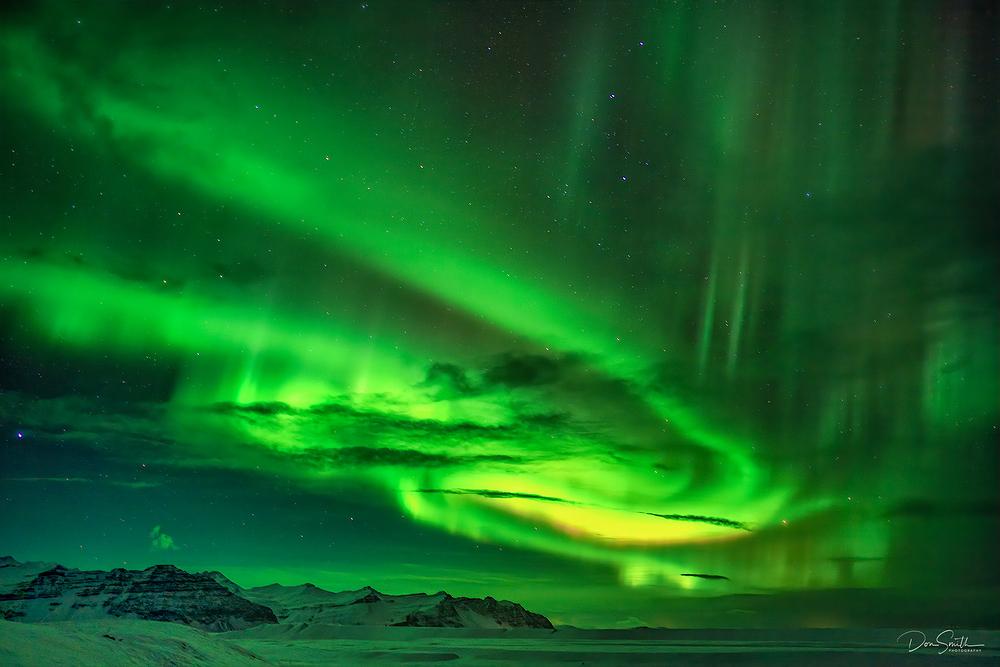 IMAGE #1 Northern Lights, Iceland
