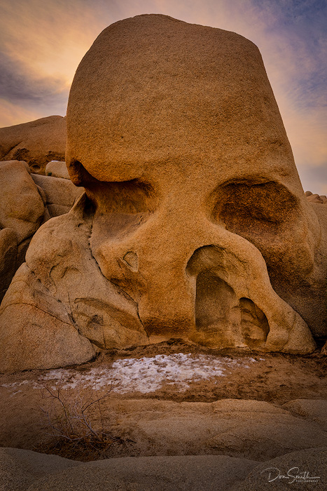 Skull Rock - Joshua Tree NP