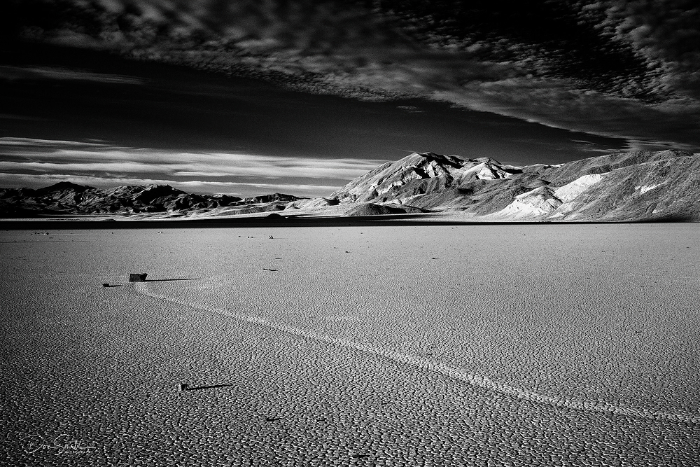 The Racetrack, Death Valley NP