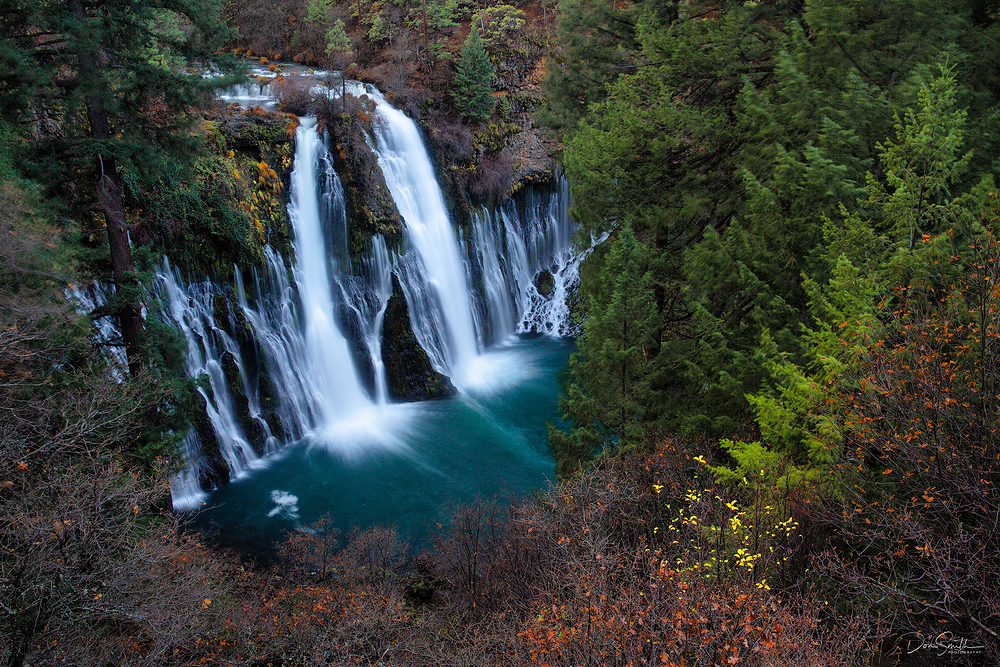 Burney Falls, Northern California