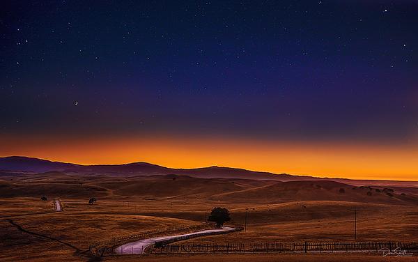 Into the Night - Central California