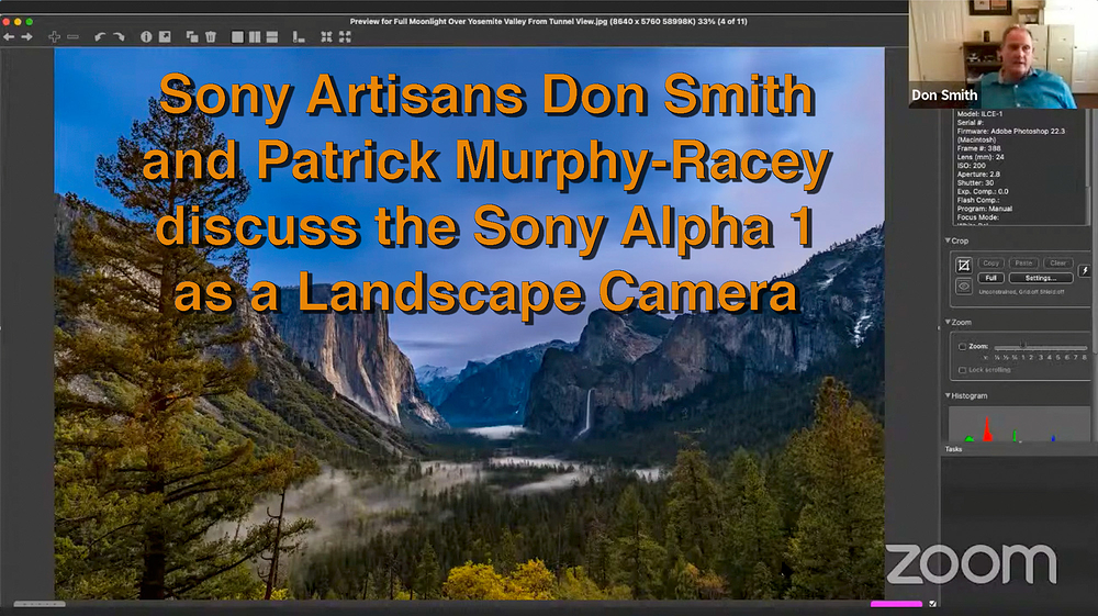 New Video - Sony Alpha 1 as a Landscape Camera