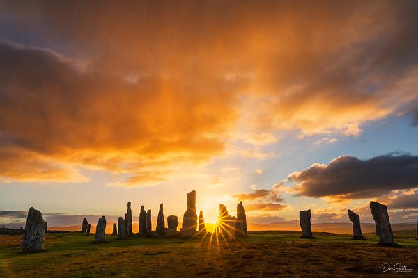 The Callanish Stones, Isle of Lewis and Harris