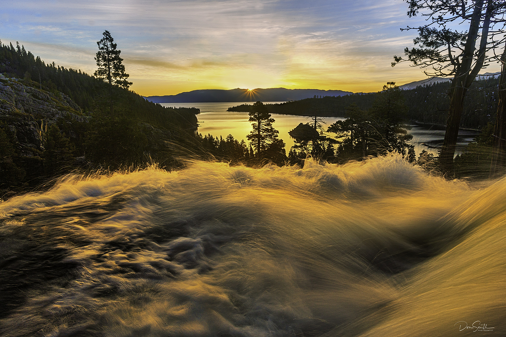 Eagle Fall, South Lake Tahoe