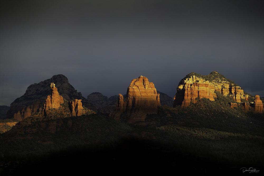 Storm Light, Sedona - New Workshop Announcement!