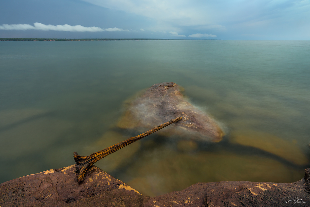 Madeliine Island, Lake Superior, Wisconsin