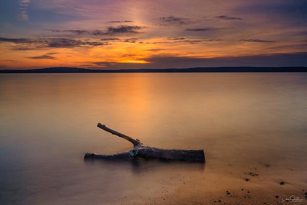 Madeline Island Sunset, Wisconsin
