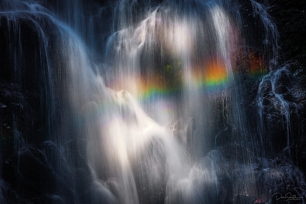 Berry Falls, Big Basin State Park, California