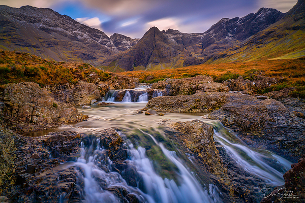 Scottish Highlands Workshop :: Oct. 2022