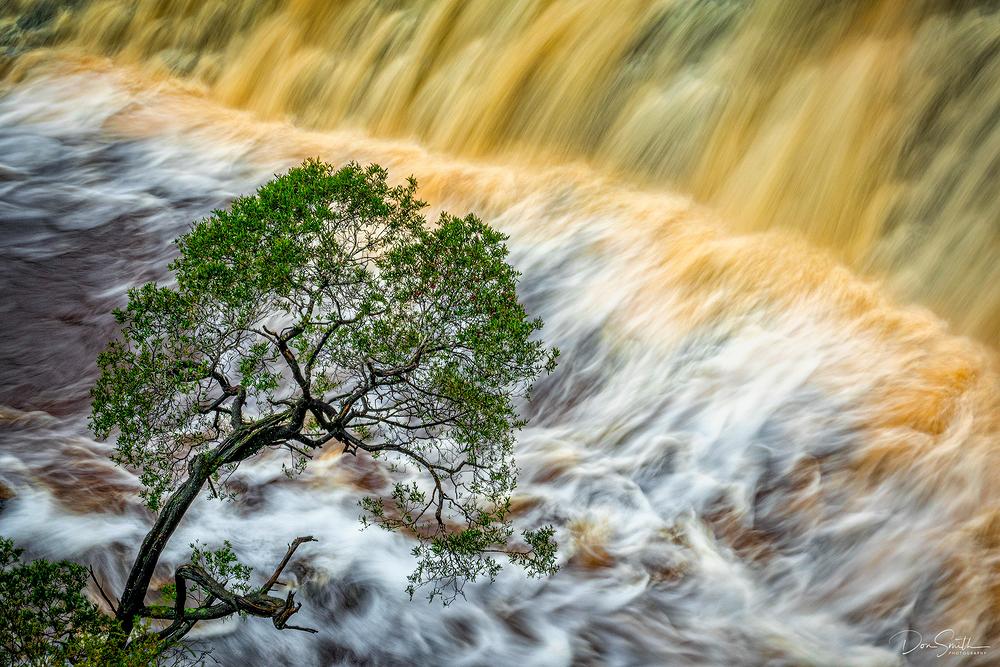 Dip Falls, Tasmania, Austrailia