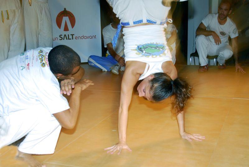 capoeira marató donació sang salt