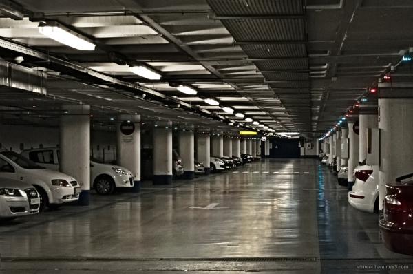 parking BCN