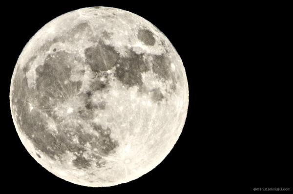 lluna supermoon