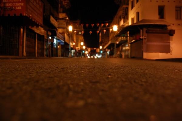 Street Level china style