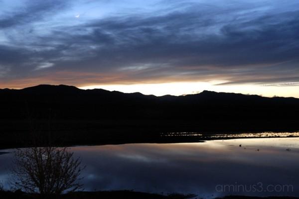 Sunset Along Front Range