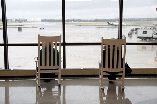 Time Spent at the Airport