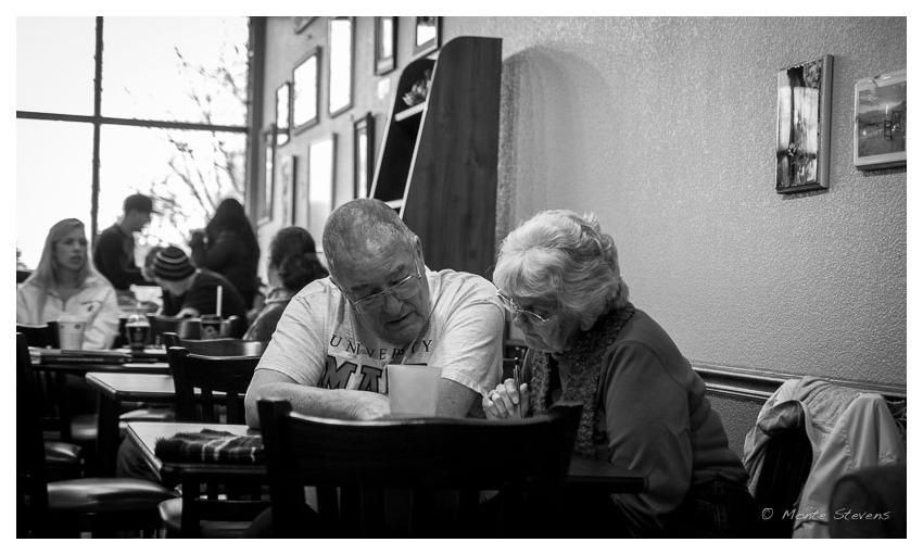 Working the Crossword