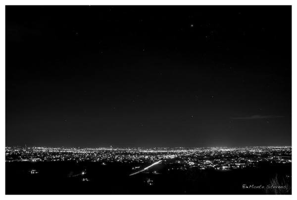 The City Lights of Fort Collins