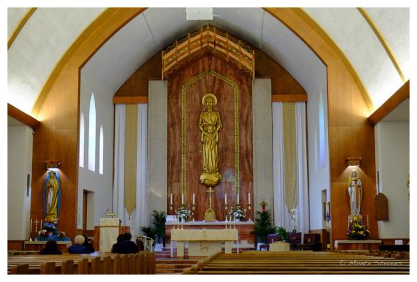 Women Praying the Rosary