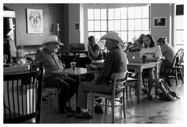 Old Cowboys and Coffee