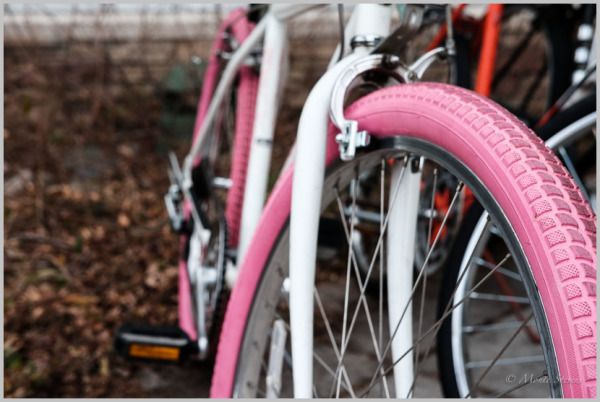 Pink Tires