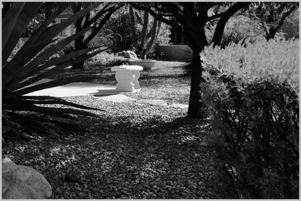 Quiet Place for Contemplation