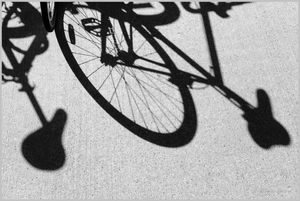 Bicycle Shadows