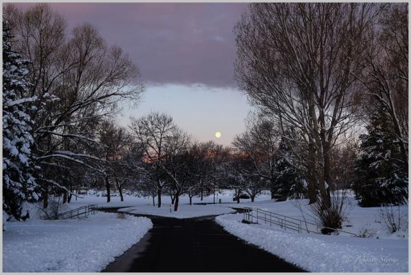 Moonset