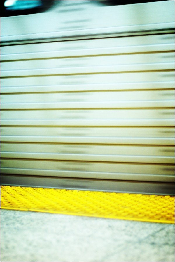 Subway Arrives
