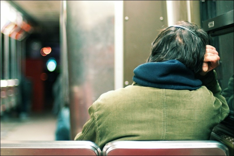 Alone on a Streetcar