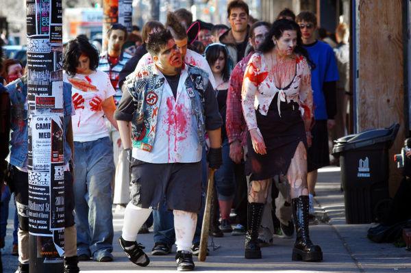 Toronto Zombie Walk 2008