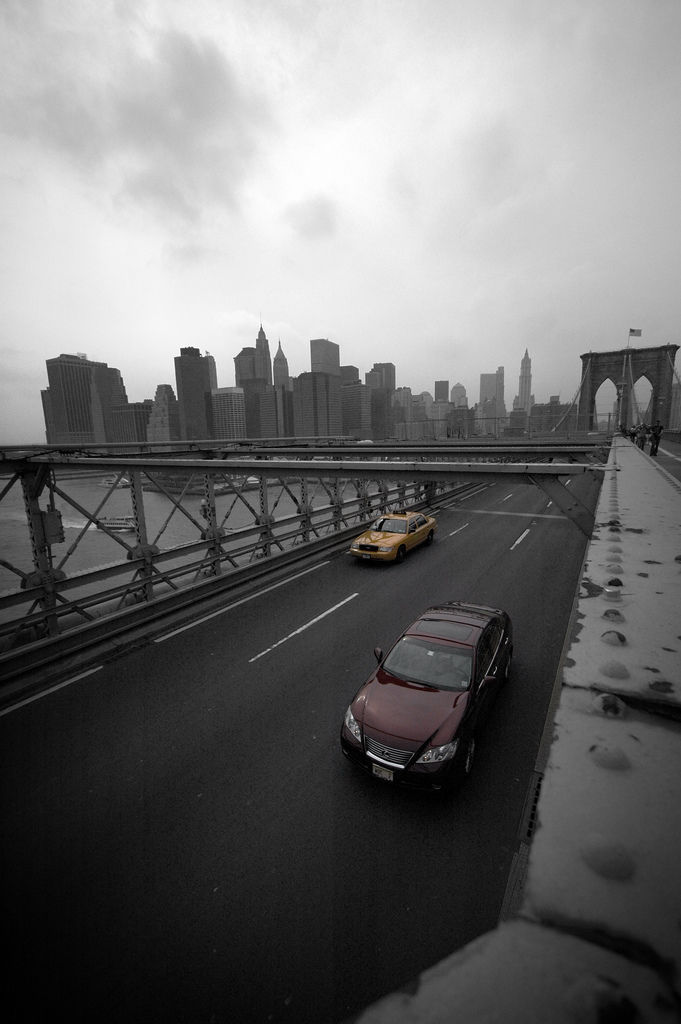 Driving To Brooklyn