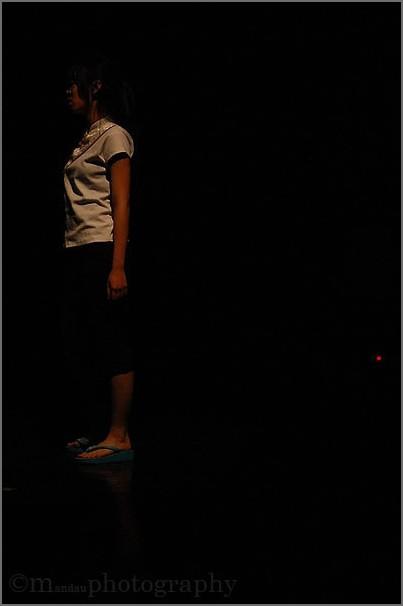 waiting | alone in the dark