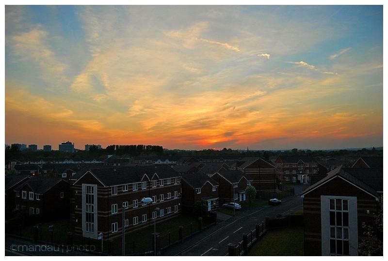 dusk | salford