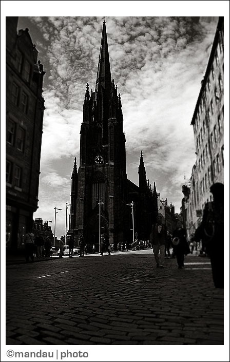 Royal Mile   Old Town
