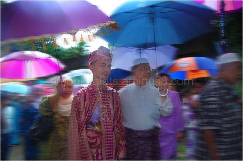 Aizah & Raflie : Wedding, October 26 2008